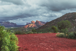 Cathedral Rock Sedona AZ 2